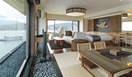 BEKKAN Panoramic View Corner Suite Room